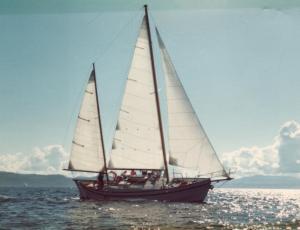 wisp sailing