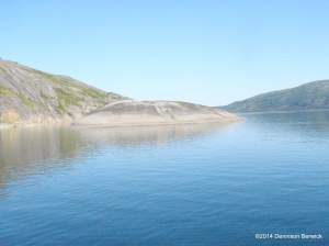Astounding light of Labrador in the summer