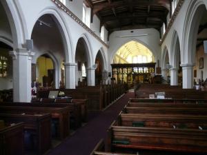 St. Margaret's, Barking